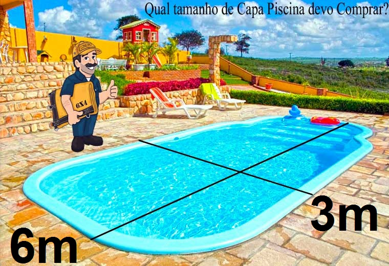 Capa lona piscina 9 x 5 azul barco telhado evento fabrica for Piscina 3 re